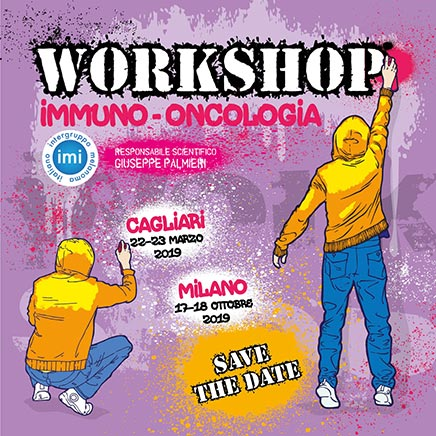 IMI Save The Date WORKSHOP 2019