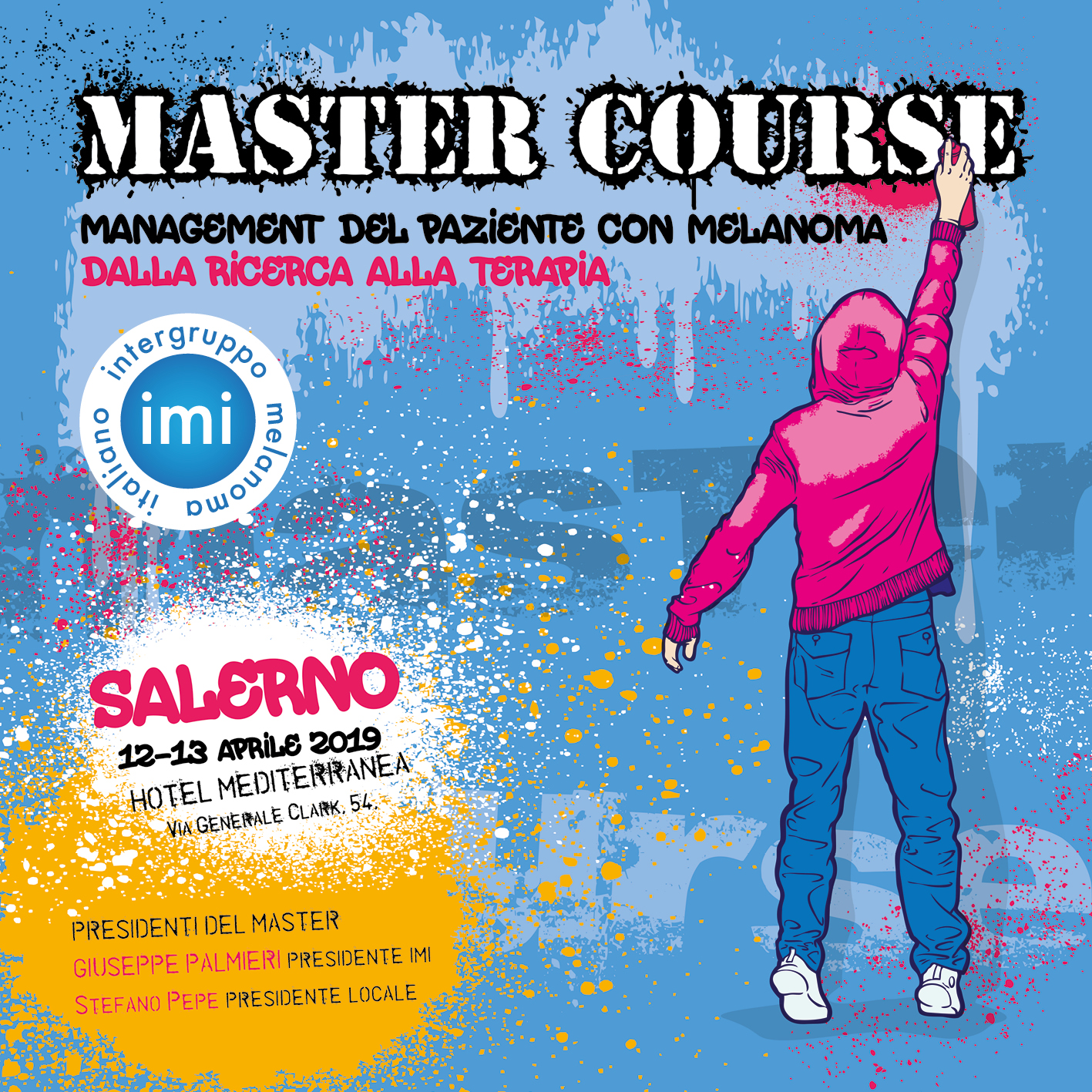 IMI MASTERCOURSE SALERNO 2019 COVER