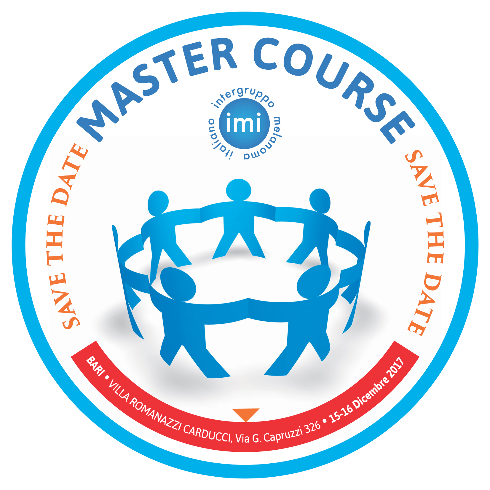 IMI Save The Date Master Course BARI